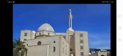 Masjid Nur (Metro Masjid)