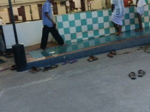 Karupettikkada Masjid