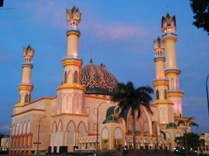 Masjid Hubul Wathan, Mataram, Lombok