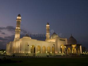 Sultan Qaboos Masjid