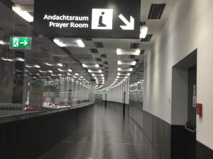 Vienna Airport Prayer Room