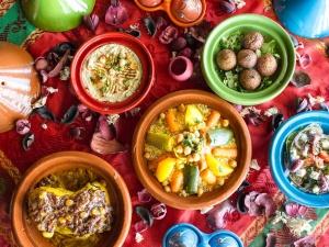 kaza Maza Moroccan/ Mediterranean cuisine