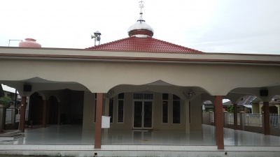 Masjid Yusuf Berlian