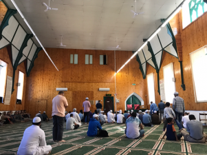 Al-Birr Community Centre and Mosque