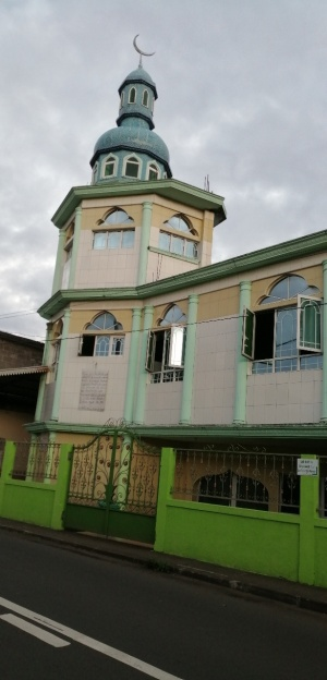 Hassanoul Masaajid Masjid L'escalier