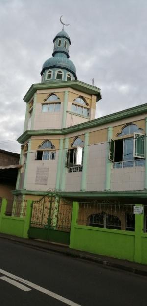 Hassanoul Masaajid Masjid lescalier