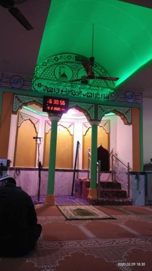 Gulshan E Raza Masjid