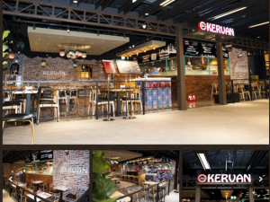 Kervan Turkish Restaurant Famillie Station Branch